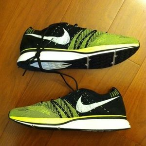 "9d3c05cb45882 ... Nike Flyknit Trainer ""USA Medal Stand"" PE Shoes ..."